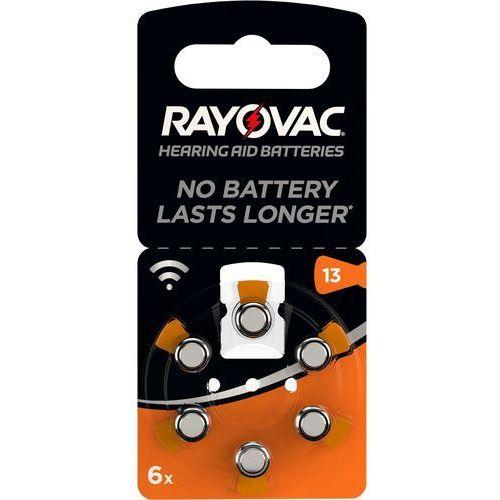 Rayovac Baterie słuchowe special 13