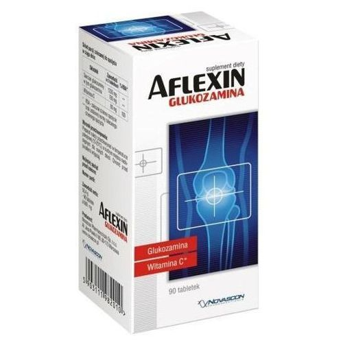 Tabletki AFLEXIN Glukozamina x 90 tabletek