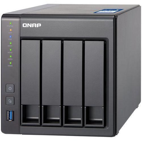 ts-431x-2g - cortex-a15 / 2 gb / 2+1 x gigabit + 10 gigabit lan / 4-dyskowy marki Qnap