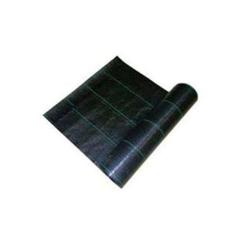 Tkaniny ogrodnicze Włóknina-agrotkanina ogrodnicza czarna p100g/m2 (160m2) 1,6m x 100