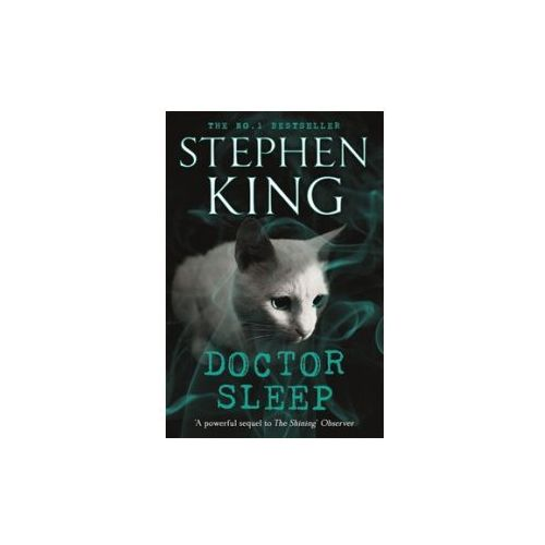 Doctor Sleep - Stephen King (500 str.)