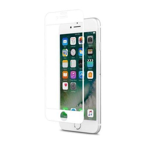 ionglass - szkło ochronne na ekran do iphone 7 plus / iphone 6s plus / iphone 6 plus (white) marki Moshi