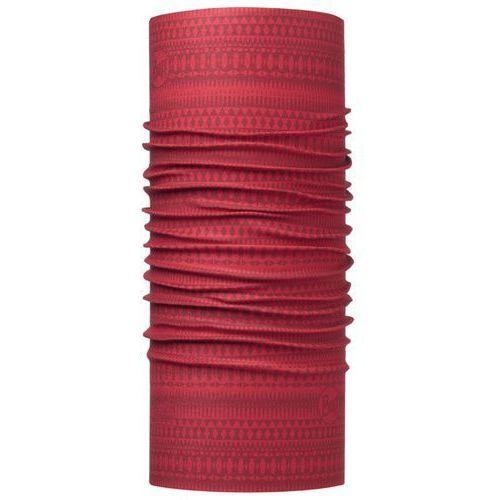 Buff High UV Protection Portus Red - chusta/opaska wielofunkcyjna (czerwona) (8428927234964)
