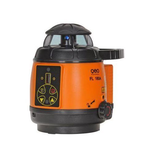 Geo-fennel Laser rotacyjny z akcesoriami fl 180 a