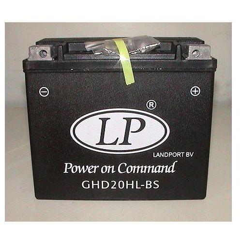 Landport Akumulator ytx20hl bs 18ah 310a gel