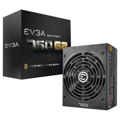 Zasilacz EVGA SuperNOVA G2 80 Plus Gold MOD 750W- wysyłamy do 18:30, 220-G2-0750-X2
