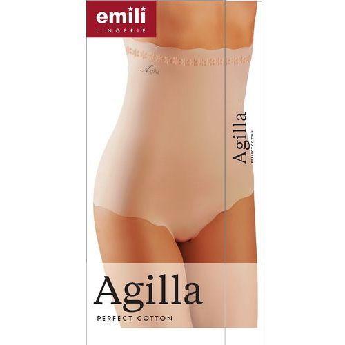 Figi Emili Agilla XL, czarny/nero, Emili, 1 rozmiar