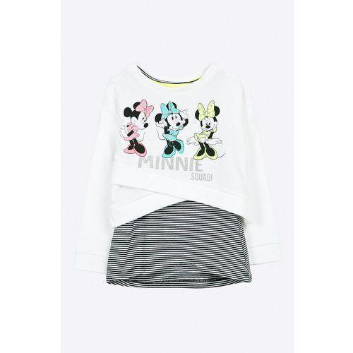 Blukids - bluza + top dziecięcy disney minnie mouse 98-128 cm