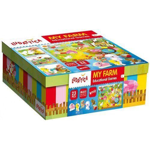 Ludattica My farm Educational games - (8008324057955)
