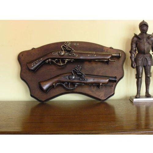 Włochy Tablo do prezentacji dwóch replik pistoletów (ag34/a.01)