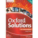 Oxford Solutions Pre-Intermediate. Podręcznik (2015) zdjęcie 1