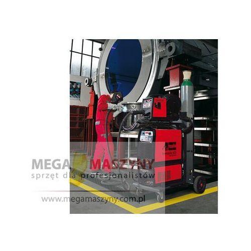 TELWIN Półautomat inwertorowy Inverpulse 625 MIG/TIG/MMA + wózek z kategorii Migomaty i półautomaty spawalnicze