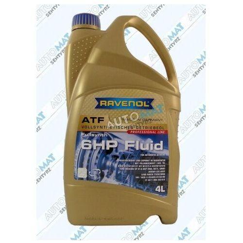 Olej 6hp fluid 4l. marki Ravenol