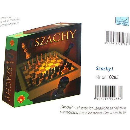 Gra ALEXANDER Szachy + Gwarancja dostawy przed Świętami! (5906018002850)