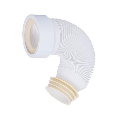 Wirquin Złącze wc 110 mm elastyczne z uszczelką wargową