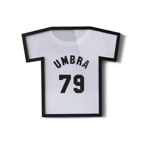 Umbra - Ramka na koszulkę - czarna - T-Frame - 50,00 cm