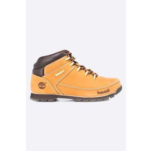 - buty wysokie euro sprint hiker marki Timberland