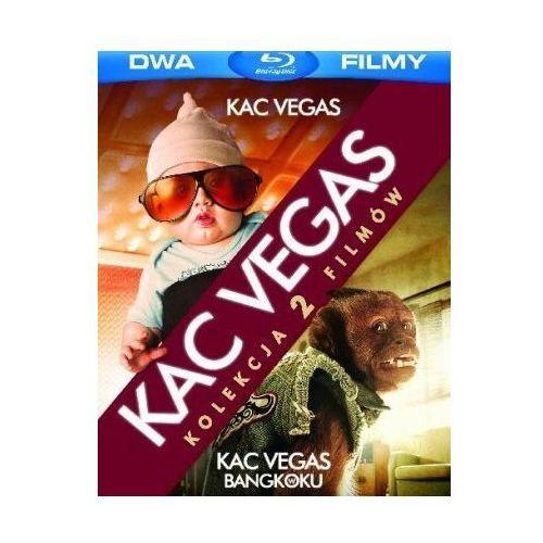 BD 2 PACK KAC VEGAS/KAC VEGAS W BANGKOKU GALAPAGOS Films 7321999311469 (7321999311469)