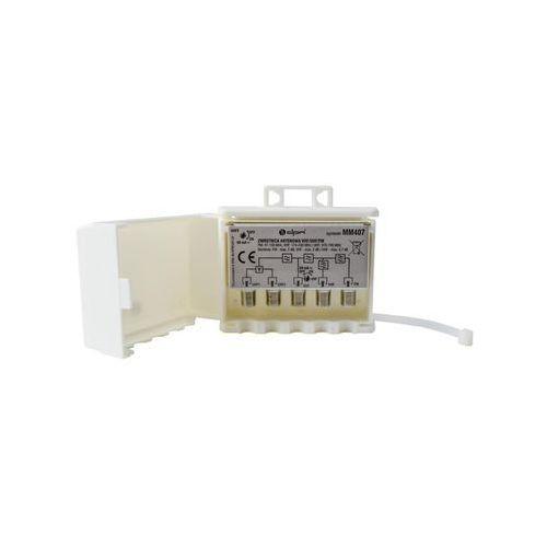 Zwrotnica antenowa VHF/UHF/FM MM407 DPM (5900672653649)