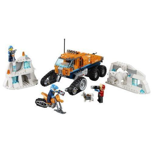 Lego CITY Arktyczna terenówka zwiadowcza arctic scout truck 60194