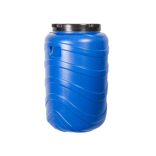 Biowin Beczka na kiszonki 130l niebieska (5908277706180)