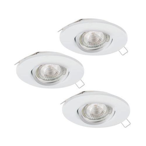 EGLO PENETO 1 Lampa oczko GU10-LED 3x3W 95895 (9002759958954)