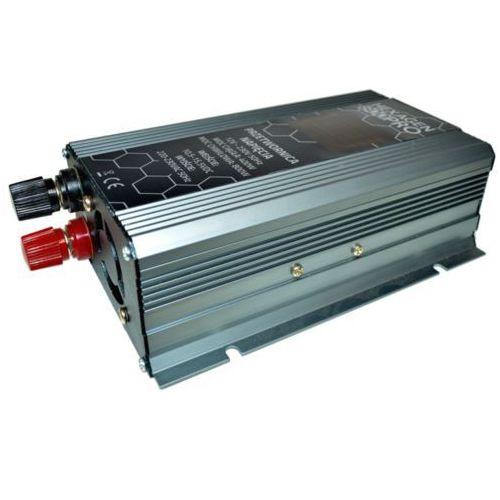 Hex 800 pro 24 v przetwornica samochodowa 400w/800w 24v / 230v marki Hexagen