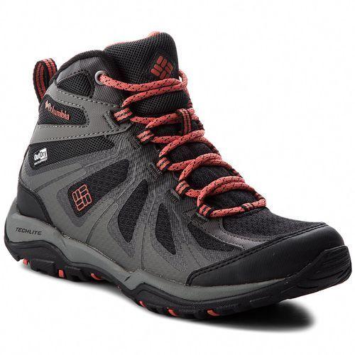 Trekkingi COLUMBIA - Peakfreak Xcrsn II Xcel Mid BL1763 Black/Red Canyon 013