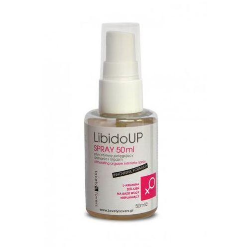 Lovely lovers Libidoup spray 50ml - natychmiastowy wzrost libido