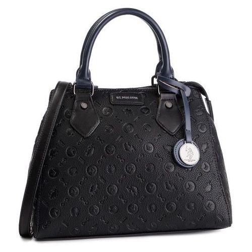 Torebka U.S. POLO ASSN. - Blue Water M D. Handle Bag BEUBW0403WVP/000 Black