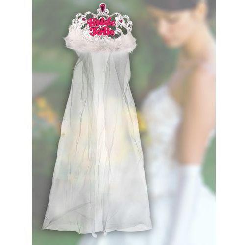"Tiara z welonem ""Bride to be"""