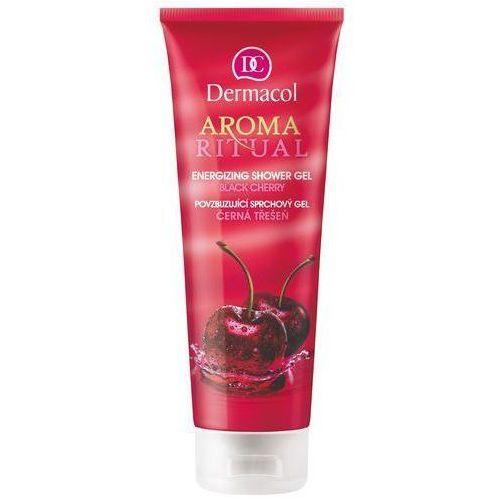 Dermacol Aroma Ritual Shower Gel Black Cherry 250ml W Żel pod prysznic