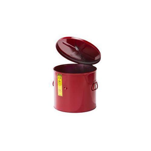 Pojemnik do mycia i zanurzania,blacha stalowa, ocynkowana i lakierowana marki Justrite