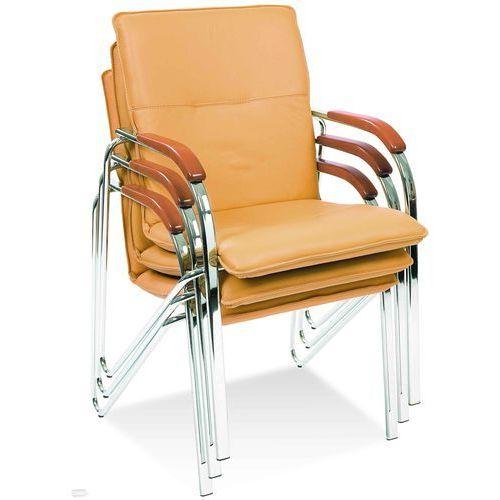 Krzesło Samba chrome