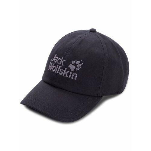 Czapka BASEBALL CAP - black, kolor czarny