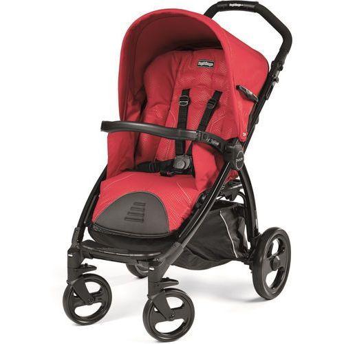 wózek book mod red marki Peg-perego