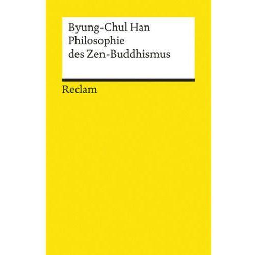 Philosophie des Zen-Buddhismus (9783150181850)