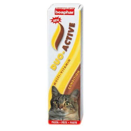 duo-active paste cat pasta multiwitaminowa dla kotów, marki Beaphar