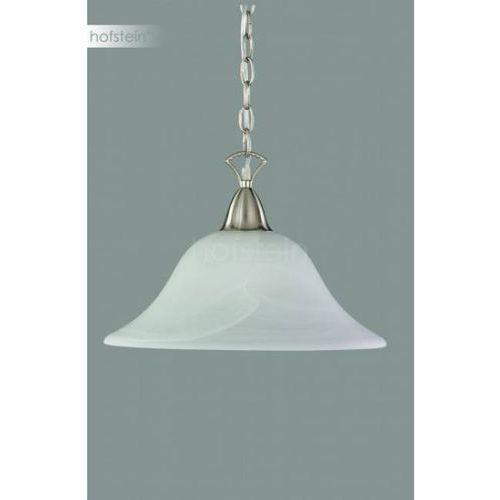 3407 lampa wisząca nikiel matowy, 1-punktowy - dworek/antyk - obszar wewnętrzny - colin - czas dostawy: od 3-6 dni roboczych marki Trio