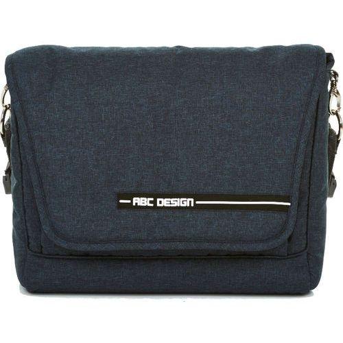 Abc design  torba na akcesoria do przewijania fashion admiral (4045875042195)