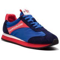 Sneakersy CALVIN KLEIN JEANS - Jerrold S0615 Multi Blue, w 2 rozmiarach