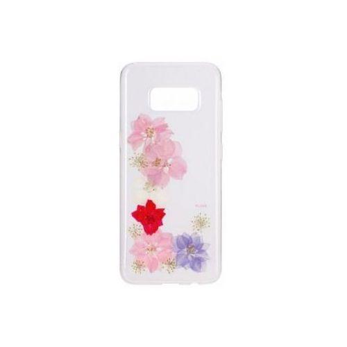 Futerał Back Case Real Flower Amelia Samsung S8 G950, FLA000009