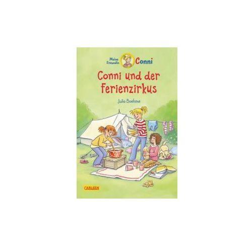 Conni-Erzählbände, Band 19: Conni und der Ferienzirkus (farbig illustriert)