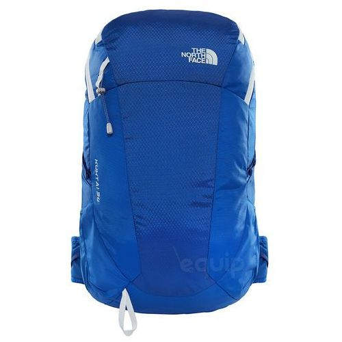 The north face Plecak turystyczny kuhtai 34 - solidate blue/high rise grey