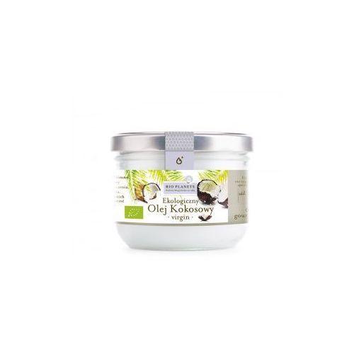 OLEJ KOKOSOWY VIRGIN BIO 200 ml - BIO PLANETE - produkt z kategorii- Oleje, oliwy i octy