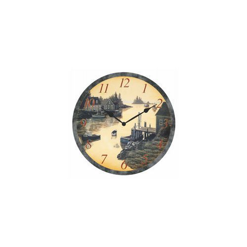 Zegar naścienny mdf #611 marki Atrix