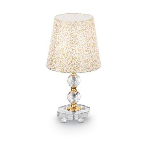 lampa stołowa queen tl1 small - 077734 marki Ideal lux