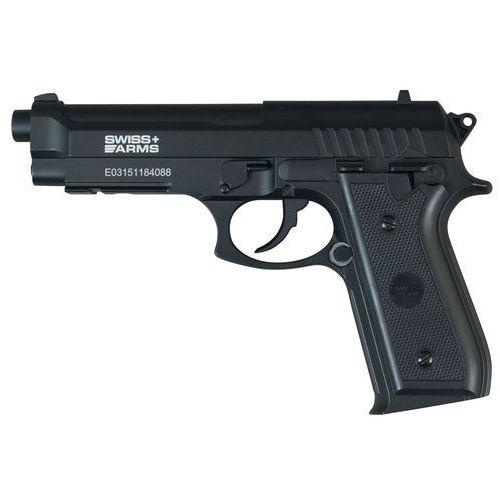 Wiatrówka  swiss arms pt92 4,5 mm metal marki Cybergun