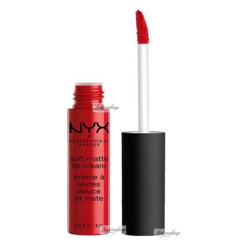 NYX Professional Makeup - SOFT MATTE LIP CREAM - Kremowa pomadka do ust w płynie - 05 - Antwerp