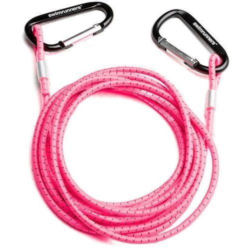 Swimrunners support 3 meter różowy 2018 akcesoria do swimrun